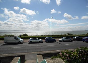 Thumbnail 2 bedroom flat to rent in Marine Parade West, Lee-On-The-Solent