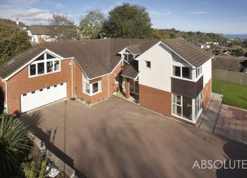 Thumbnail 5 bed detached house for sale in Shorton Road, Preston, Paignton