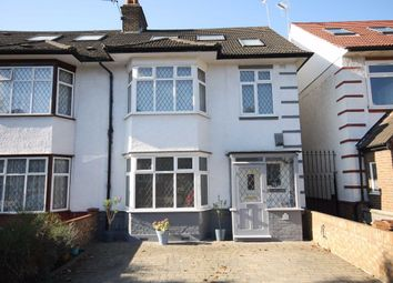 Thumbnail 4 bed semi-detached house for sale in Boston Gardens, Brentford