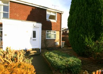 Thumbnail 2 bed flat to rent in Barrasford Road, Newton Hall, Durham