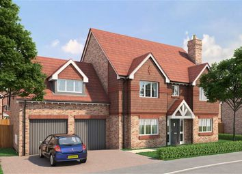 Thumbnail 5 bed detached house for sale in Plot 3 Berrywood Close, Rochester, Kent