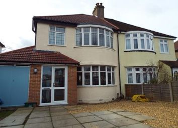 Thumbnail 4 bed semi-detached house for sale in Limpsfield Road, Sanderstead, South Croydon, .