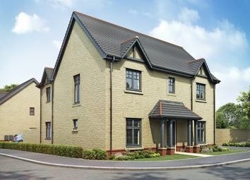 "Thumbnail 4 bedroom detached house for sale in ""The Wilton"" at Lady Lane, Blunsdon, Swindon"