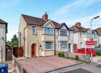 Thumbnail 4 bed semi-detached house for sale in York Road, Headington, Oxford
