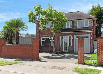 Thumbnail 4 bed detached house for sale in Robin Hood Lane, London