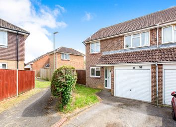 Thumbnail 3 bed end terrace house for sale in Kingfishers, Fareham