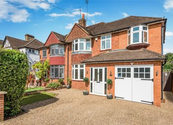 Thumbnail 4 bed semi-detached house for sale in Denham, Uxbridge, Buckinghamshire
