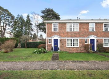 Thumbnail 4 bed end terrace house for sale in Burcote, Weybridge, Surrey