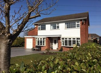 Thumbnail 4 bed detached house for sale in Beech View Road, Kingsley, Cheshire