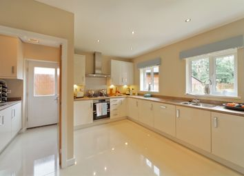 "Thumbnail 5 bedroom detached house for sale in ""The Hogarth"" at D'urton Lane, Broughton, Preston"