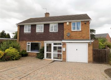 Thumbnail 5 bedroom detached house for sale in Fields Drive, Aslockton, Nottingham