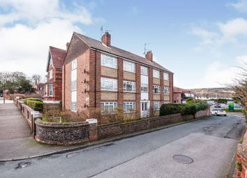 Thumbnail 2 bed flat for sale in Moat Croft Road, Eastbourne