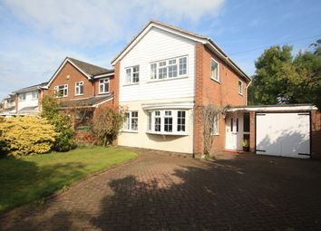 Thumbnail 3 bed detached house to rent in 2 Orchard Drive, Little Leigh, Northwich, Cheshire