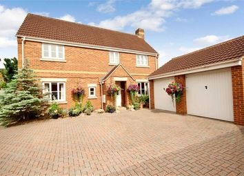 Thumbnail 5 bedroom detached house for sale in Hatch Road, Stratton, Swindon