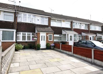 Thumbnail 3 bed terraced house for sale in Brunstead Close, Manchester