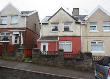 Thumbnail 2 bed semi-detached house for sale in Thomas Street, Gilfach Goch, Porth