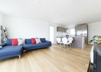 Thumbnail 1 bed flat for sale in Coneybear Point, 10 Peartree Way, Greenwich, London