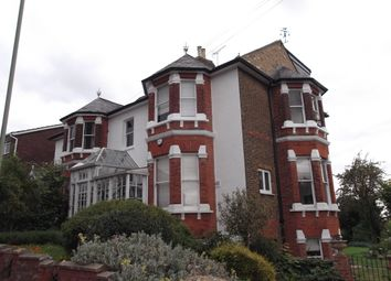 Thumbnail 1 bed flat to rent in Abbotts Road, Barnet