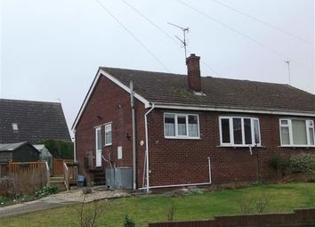 Thumbnail 2 bed semi-detached bungalow to rent in Town Hill Drive, Broughton, Brigg