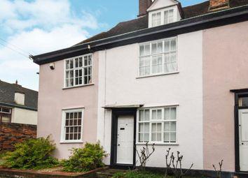 Thumbnail 2 bedroom terraced house for sale in Bradford Street, Braintree