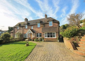 Thumbnail 5 bed semi-detached house for sale in Harwoods Lane, East Grinstead