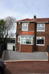 Thumbnail 3 bedroom semi-detached house for sale in The Forum, Newcastle Upon Tyne