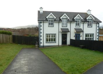 Thumbnail 3 bed semi-detached house for sale in 34 Rossview, Bundoran, Donegal