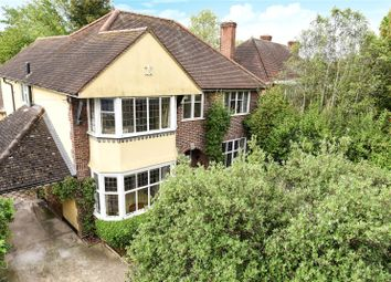 Thumbnail 4 bedroom detached house for sale in York Road, Windsor, Berkshire