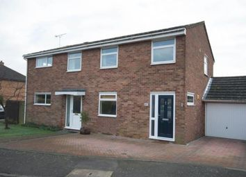 Thumbnail 3 bed semi-detached house for sale in Cottenham, Cambridge
