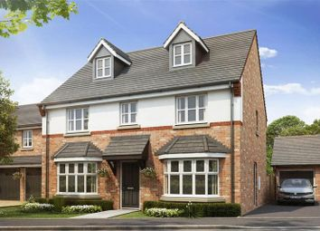 Thumbnail 5 bed detached house for sale in Plot 61 The Ashbury, Shaws Lane, Eccleshall, Staffordshire