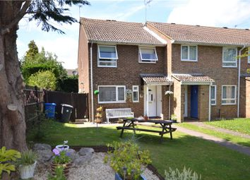 Thumbnail 4 bedroom end terrace house for sale in Arkley Court, Holyport, Maidenhead