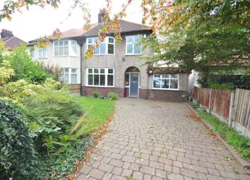 Thumbnail 3 bed semi-detached house for sale in Hornby Lane, Calderstones, Liverpool