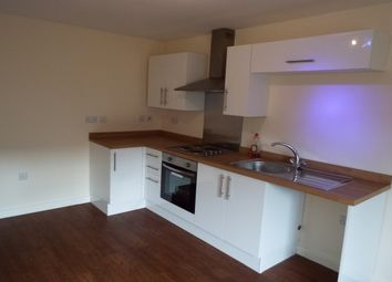 Thumbnail 2 bed property to rent in New Central Building, Long Eaton