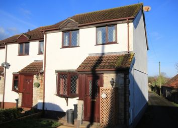 Thumbnail 2 bed end terrace house for sale in Middle Street, Puriton, Bridgwater