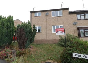 Thumbnail 1 bed semi-detached house for sale in Tiber View, Brinsworth, Rotherham, South Yorkshire