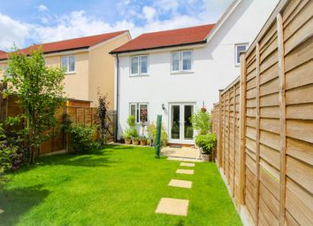 Thumbnail 3 bed semi-detached house for sale in Avey Walk, Stanton, Bury St. Edmunds