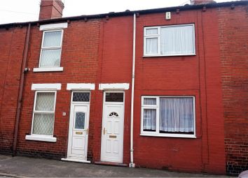 Thumbnail 2 bed terraced house for sale in Victoria Street, Pontefract