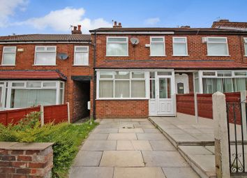 Thumbnail 2 bedroom terraced house to rent in Wavertree Road, Blackley, Manchester