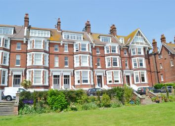 Thumbnail 2 bed flat for sale in Chatsworth Gardens, Eastbourne