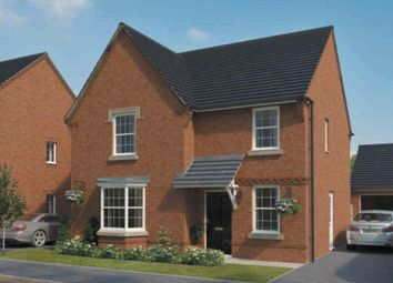 "Thumbnail 4 bed detached house for sale in ""Bradbury"" at St. Lukes Road, Doseley, Telford"