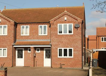 Thumbnail 3 bed semi-detached house to rent in Moorwell Road, Bottesford, Scunthorpe