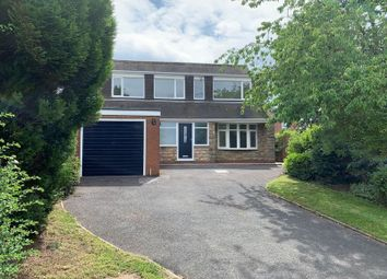 4 bed detached house for sale in Gaol Butts, Eccleshall, Staffordshire ST21