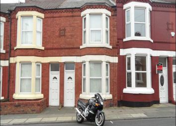 Thumbnail Terraced house to rent in Greenwood Lane, Wallasey