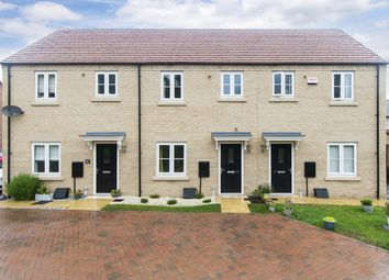 Thumbnail 2 bedroom terraced house for sale in Cricketers Way, Oundle, Peterborough