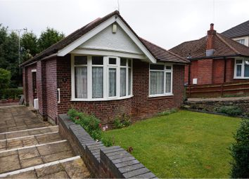 Thumbnail 2 bed detached bungalow for sale in Copsewood Road, Southampton