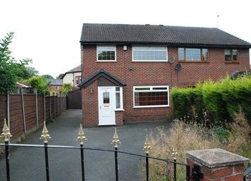 Thumbnail 3 bed semi-detached house to rent in Lisbon Street, Rochdale