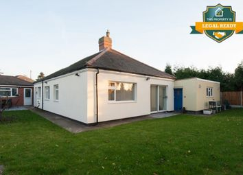Thumbnail 3 bed detached bungalow for sale in Clifford Street, Glascote, Tamworth
