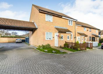 Thumbnail End terrace house for sale in Jacksons Drive, Cheshunt, Waltham Cross, Hertfordshire