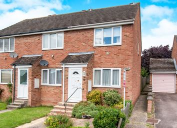 Thumbnail 2 bed end terrace house for sale in Martin Road, Diss