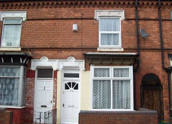 Thumbnail 4 bedroom terraced house for sale in Normandy Road, Perry Barr